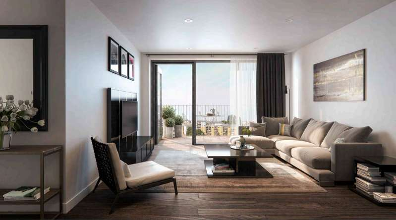 3 Bedrooms Property for sale in The Timberyard, Evelyn Street, London