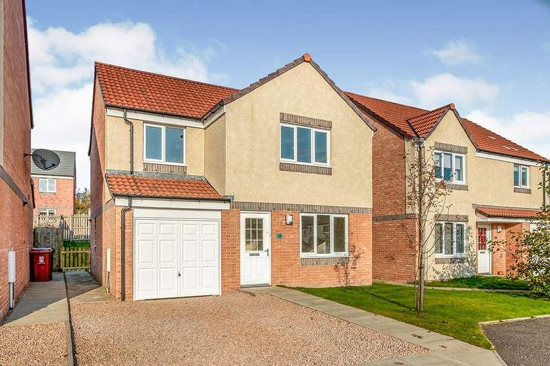 4 Bedrooms Detached House for sale in McNee Place, Redding, Falkirk, Stirlingshire, FK2