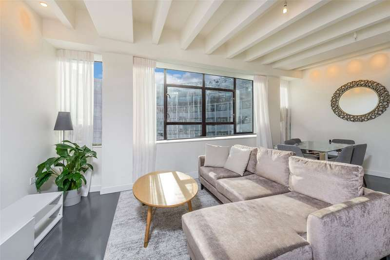 2 Bedrooms Apartment Flat for sale in The Helios Building, Television Centre, 101 Wood Lane, W12