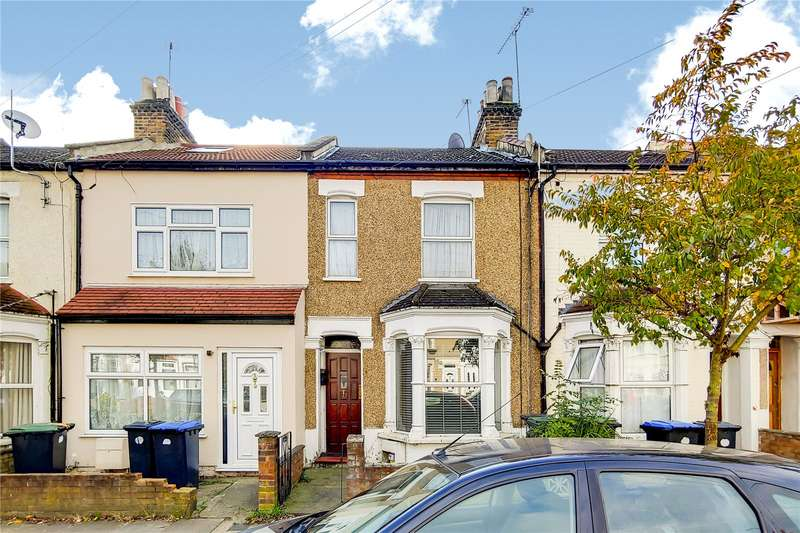 3 Bedrooms Terraced House for sale in South Road, Edmonton, London