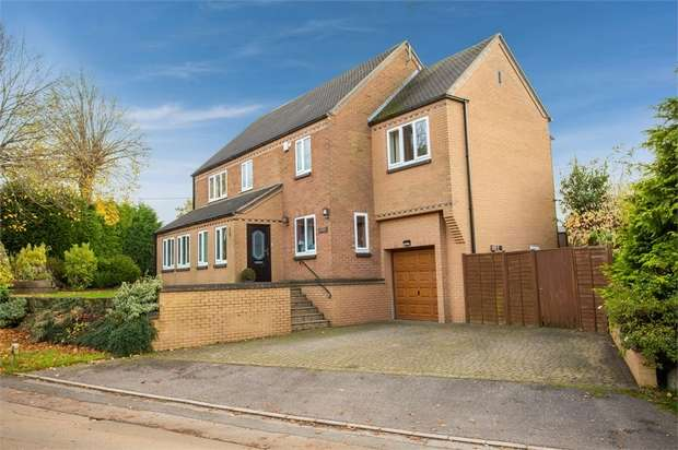 4 Bedrooms Detached House for sale in Gynwell, Naseby, Northampton