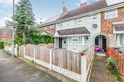 3 Bedrooms Terraced House for sale in Gurney Road, Walsall, West Midlands