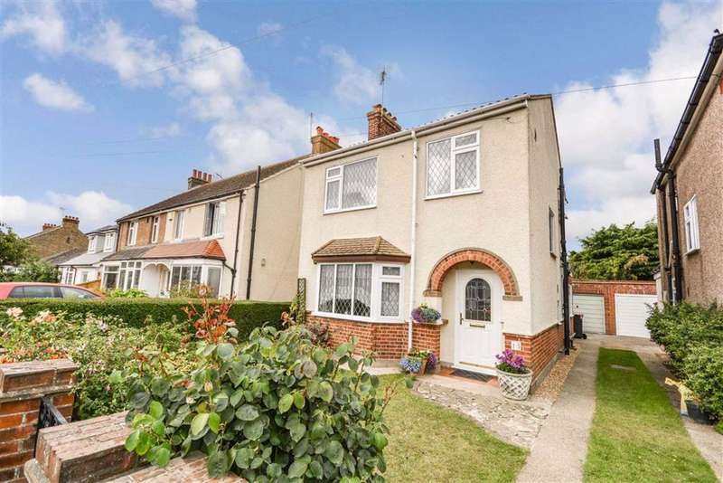 3 Bedrooms Detached House for sale in Stanley Road, Broadstairs, Kent