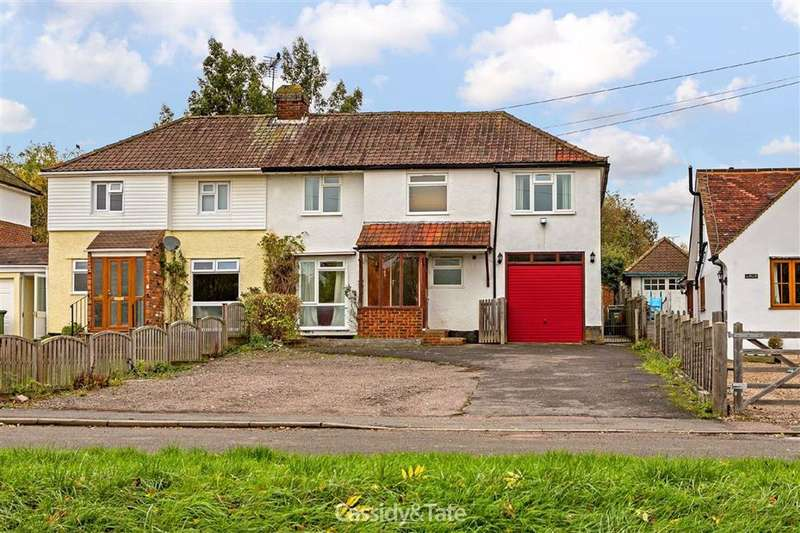 3 Bedrooms Property for sale in Lower Luton Road, Wheathampstead, Hertfordshire