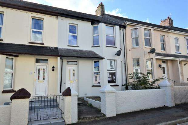 3 Bedrooms Terraced House for sale in York Road, Torpoint, Cornwall
