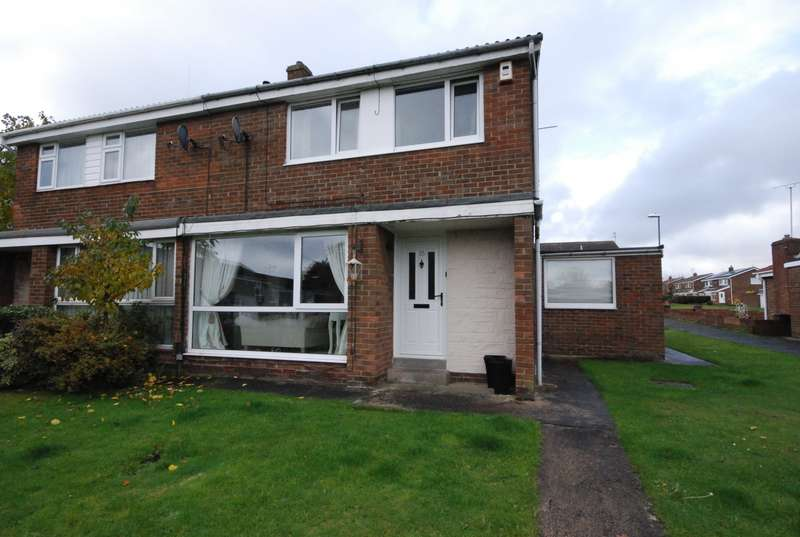 3 Bedrooms Semi Detached House for sale in Ripon Square, Jarrow