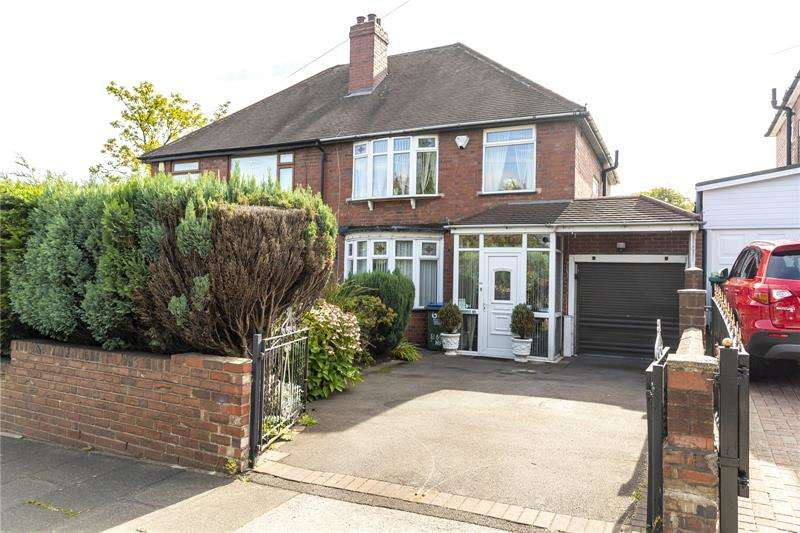 3 Bedrooms Semi Detached House for sale in Lower City Road, Tividale, Oldbury, West Midlands, B69