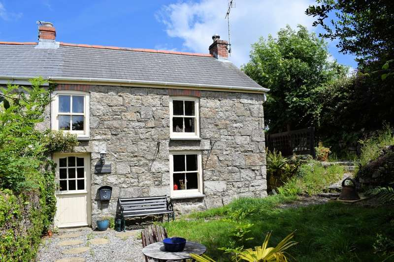 2 Bedrooms Cottage House for sale in Prospidnick, Helston