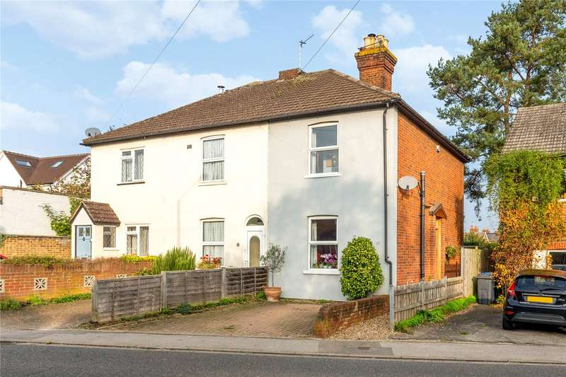 3 Bedrooms Semi Detached House for sale in Switchback Road South, Maidenhead, Berkshire, SL6