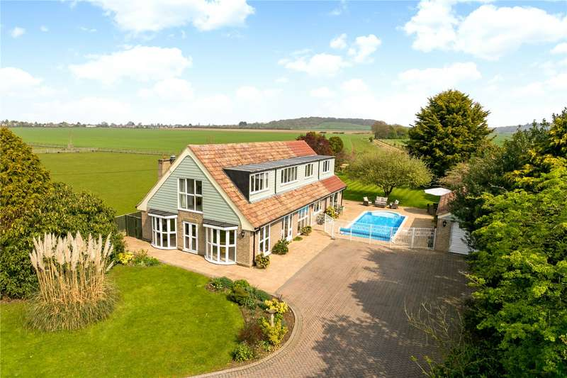 5 Bedrooms Detached House for sale in Cumnor, Oxford, OX2