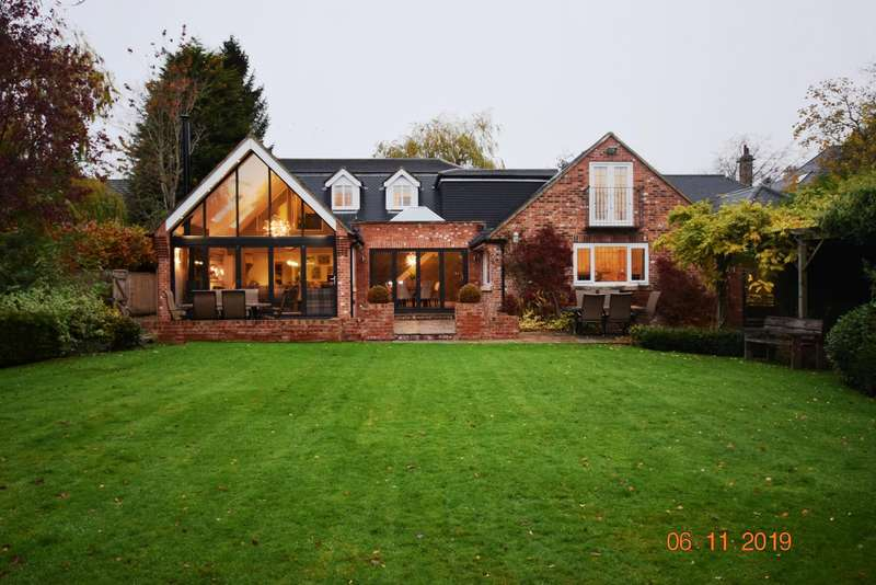 5 Bedrooms House for sale in Broom Lane, Whickham, Newcastle Upon Tyne