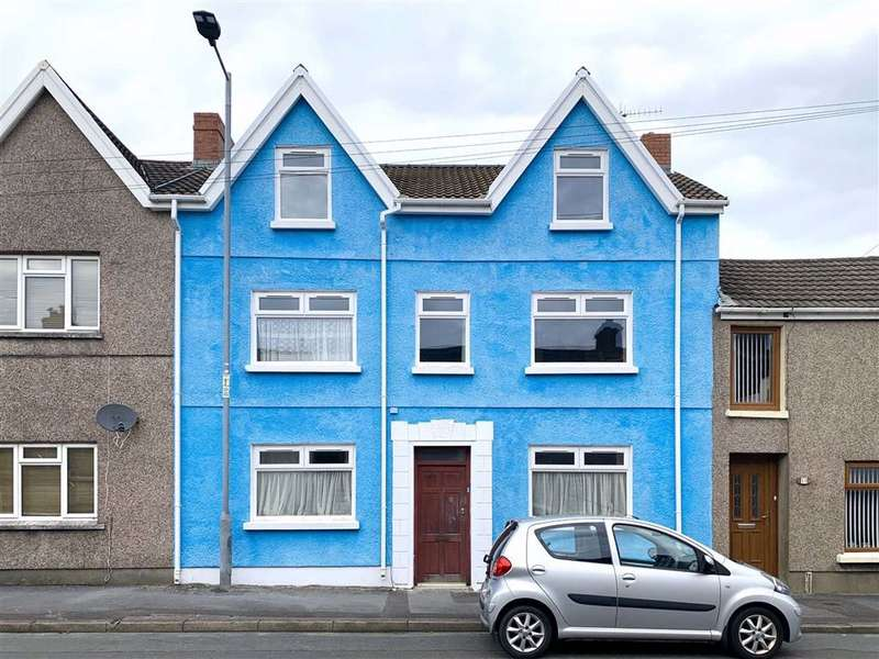 8 Bedrooms Terraced House for sale in New Street, Burry Port