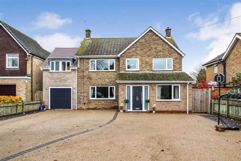 4 Bedrooms Detached House for sale in Church Road, Beverley, East Yorkshire