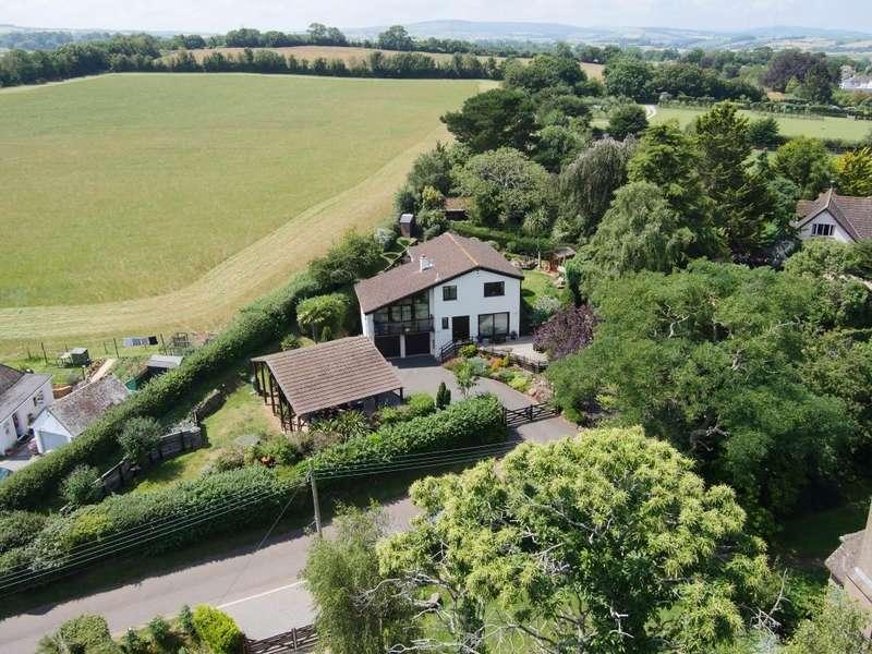 4 Bedrooms Property for sale in Sampford Brett, Taunton