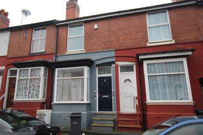 3 Bedrooms Terraced House for sale in Capethorn Road, Bearwood, Birmingham, West Midlands