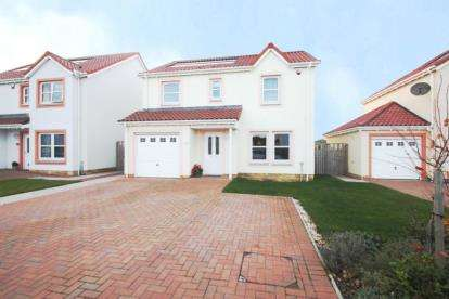 4 Bedrooms Detached House for sale in Craignoon Grove, Cellardyke