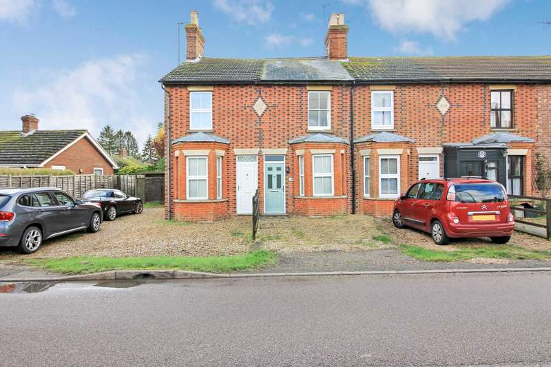 2 Bedrooms Terraced House for sale in Lokes Cottages, Ledburn