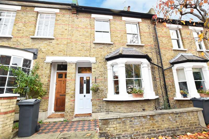 4 Bedrooms Terraced House for sale in Napier Road, Old Isleworth