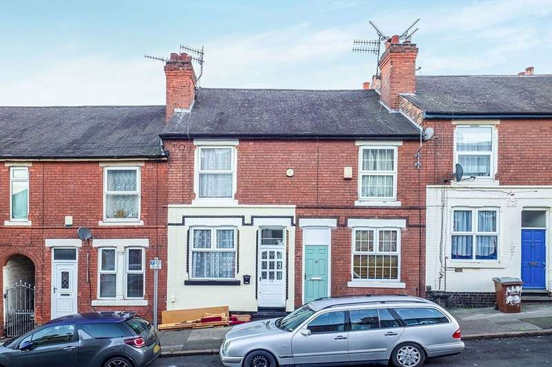2 Bedrooms Property for sale in St. Cuthberts Road, Nottingham, NG3