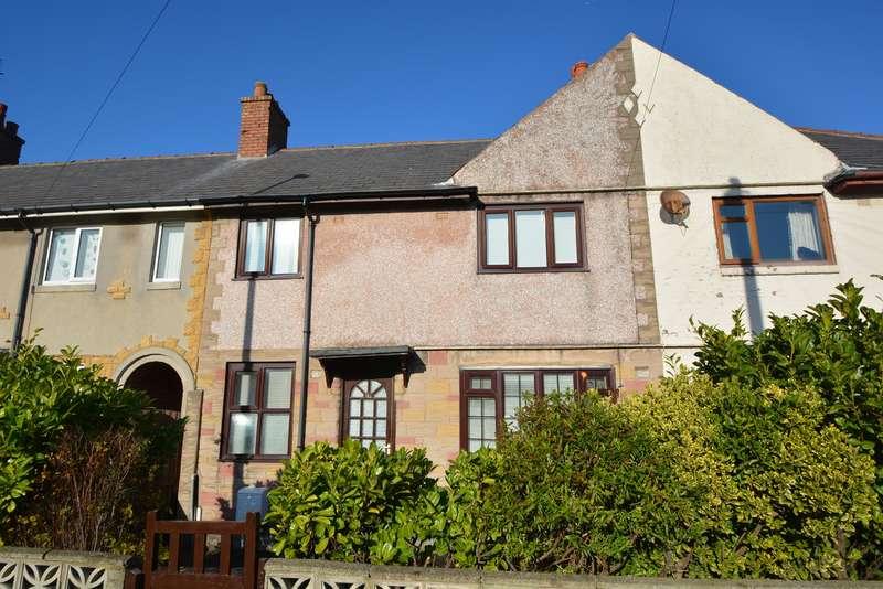 3 Bedrooms Terraced House for sale in Watson Road, Blackpool, FY4 3EN