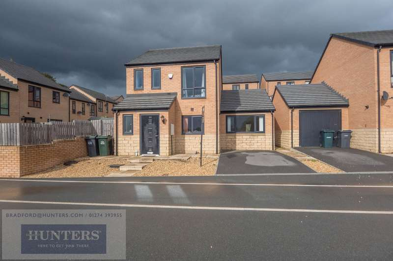 3 Bedrooms Detached House for sale in Daisy Fields, Bradford, BD2 1DZ