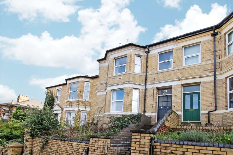 4 Bedrooms Block Of Apartments Flat for sale in Llanthewy Road, Newport, NP20