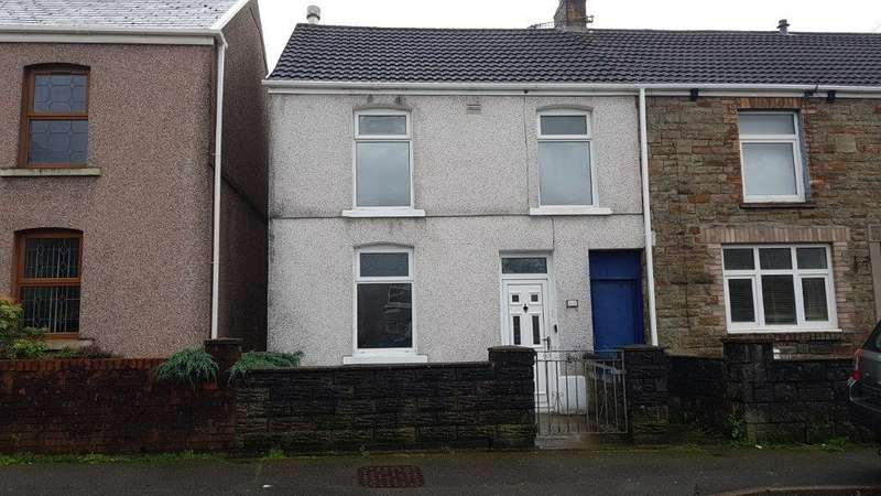3 Bedrooms End Of Terrace House for sale in Swansea Road, Waunarlwydd, Swansea