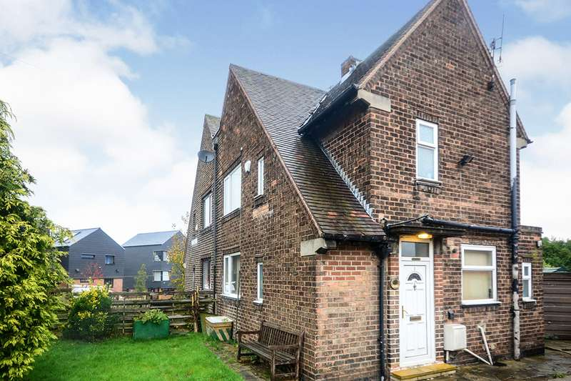 3 Bedrooms Semi Detached House for sale in Bartlett Road, Sheffield, S5