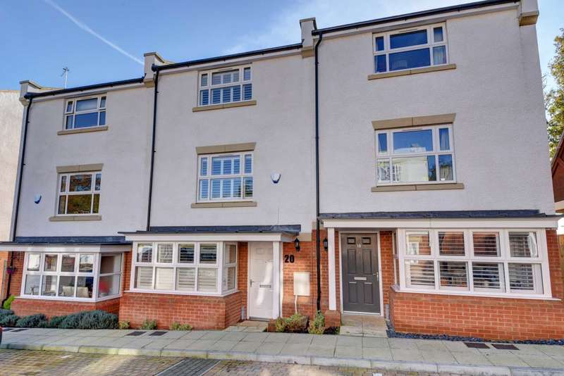 4 Bedrooms Town House for sale in Lane End