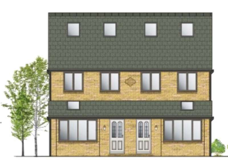 3 Bedrooms Semi Detached House for sale in COMING SOON BRAND NEW in HP1, NO CHAIN. SPRING 2020.