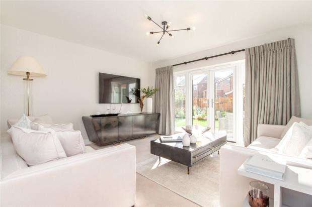 4 Bedrooms Detached House for sale in Dukes Meadow, Odiham Road, Riseley