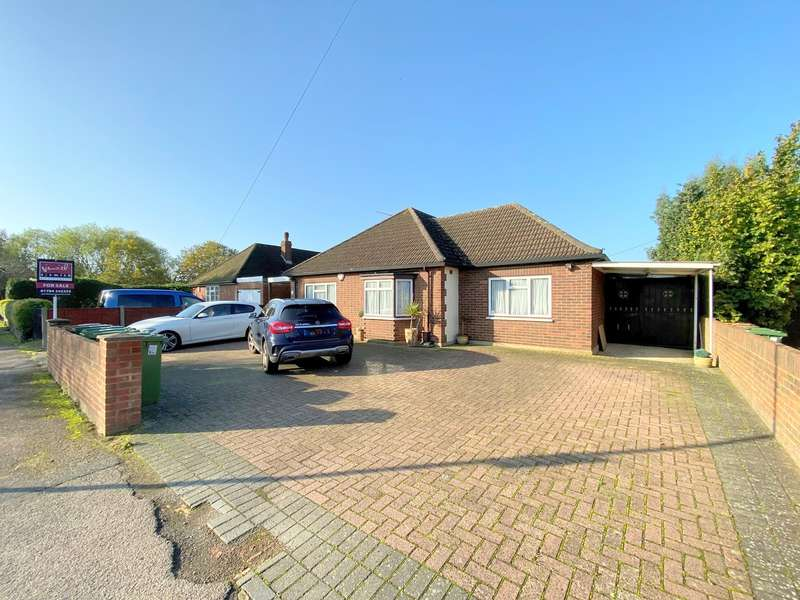 3 Bedrooms Bungalow for sale in Orchard Way, Ashford, TW15