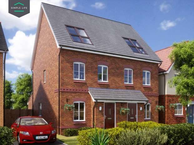 3 Bedrooms Semi Detached House for rent in Stamford Hewell Grange, Runcorn, WA7