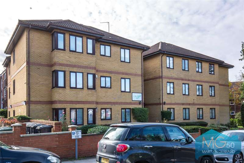 3 Bedrooms Apartment Flat for sale in Emerald Court, Woodside Park Road, London, N12