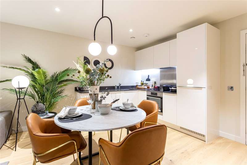 3 Bedrooms Apartment Flat for sale in TNQ, 50 Capitol Way, London, NW9