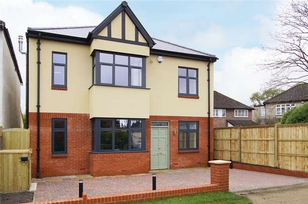 5 Bedrooms Detached House for sale in Woodland Grove, Stoke Bishop, Bristol