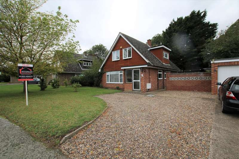 3 Bedrooms Detached House for rent in Sycamore Close, Attleborough
