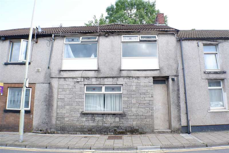 3 Bedrooms Terraced House for sale in Llewellyn Street, Pentre