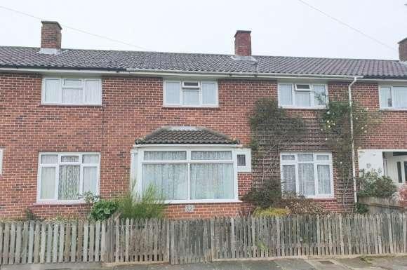 3 Bedrooms Terraced House for sale in Tichborne Way, Gosport