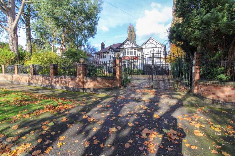 6 Bedrooms Detached House for sale in BROADWAY, in Bramhall