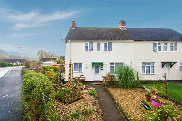 3 Bedrooms Semi Detached House for sale in Amory Road, Dulverton, Somerset