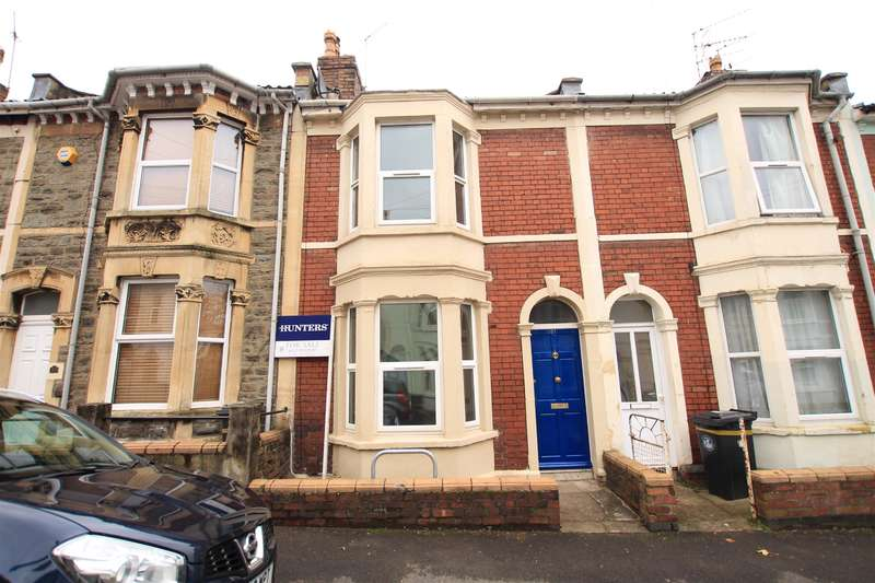 2 Bedrooms Terraced House for sale in Nicholas Road, Bristol, BS5 0LX