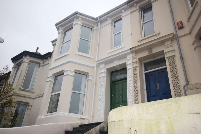 1 Bedroom Property for rent in Alexandra Road, Mutley PL4