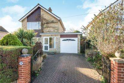 4 Bedrooms Detached House for sale in Wymondham, Norwich, Norfolk