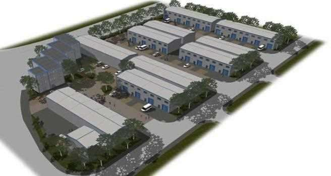 Commercial Property for rent in Commercial, Invicta Way, Manston Park, Ramsgate