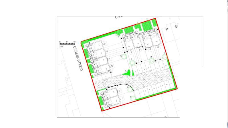 Land Commercial for sale in Oxford Street, Hartlepool