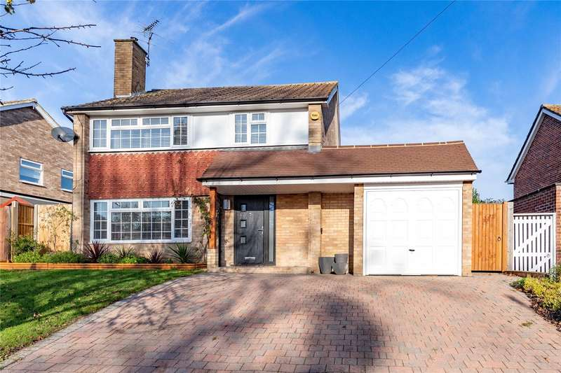 4 Bedrooms Detached House for sale in Haddon Road, Maidenhead, Berkshire, SL6