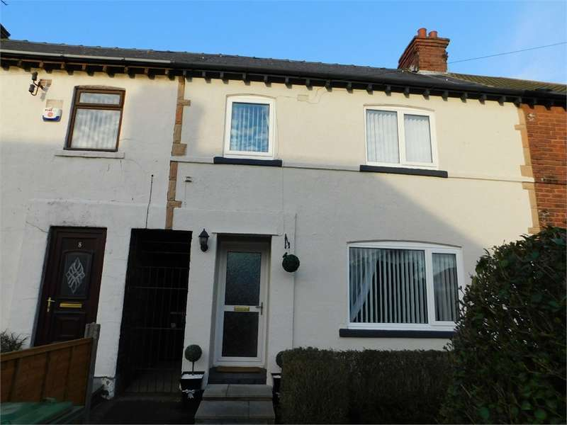 3 Bedrooms Terraced House for rent in Rogers Avenue, Bootle, Liverpool, Merseyside