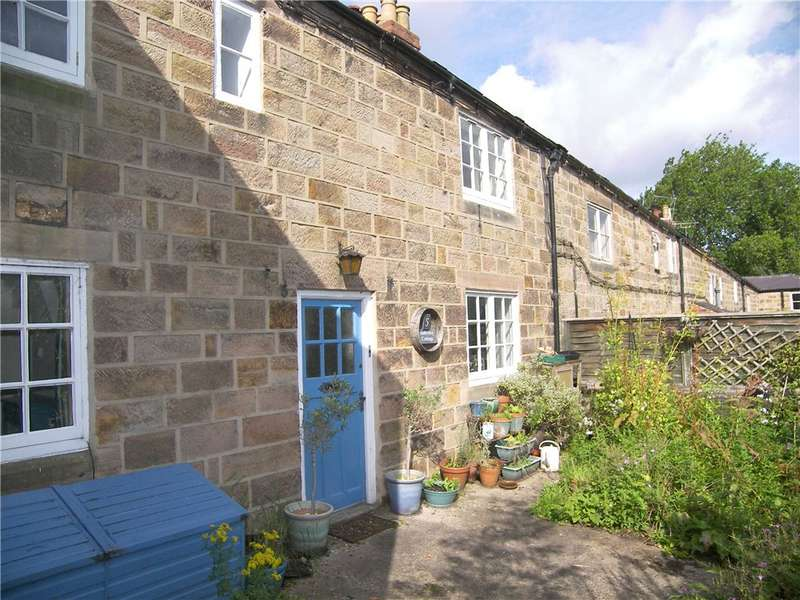 2 Bedrooms End Of Terrace House for sale in Makeney Terrace, Milford, Belper, Derbyshire, DE56