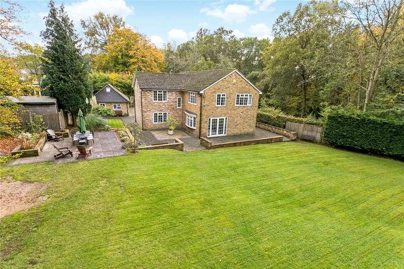 5 Bedrooms Detached House for sale in Kingswood Avenue, Penn, Buckinghamshire, HP10